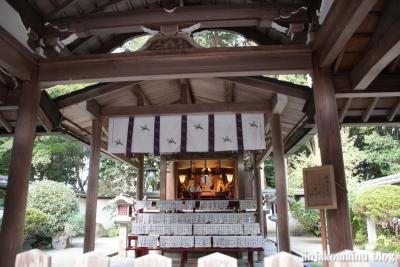 鷺森神社(左京区修学院薬師堂町)14