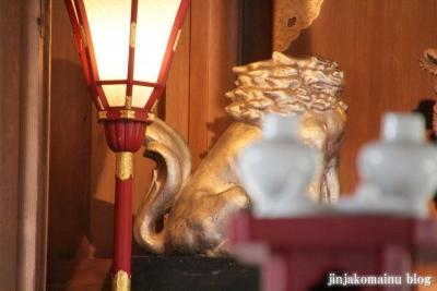 鷺森神社(左京区修学院薬師堂町)16