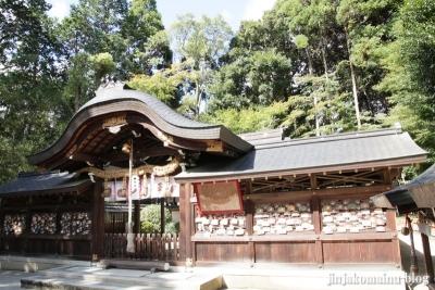 鷺森神社(左京区修学院薬師堂町)18