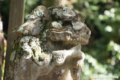 鷺森神社(左京区修学院薬師堂町)31