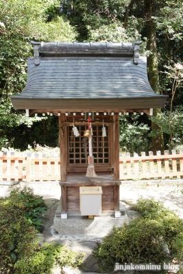 鷺森神社(左京区修学院薬師堂町)19