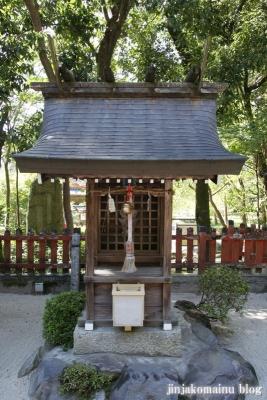 鷺森神社(左京区修学院薬師堂町)23