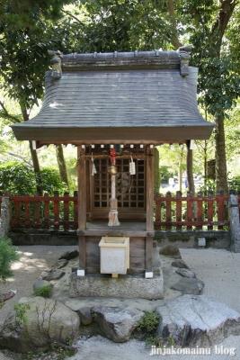 鷺森神社(左京区修学院薬師堂町)25