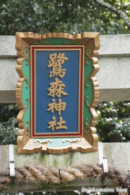鷺森神社(左京区修学院薬師堂町)35