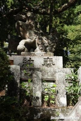 鷺森神社(左京区修学院薬師堂町)27