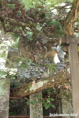 鷺森神社(左京区修学院薬師堂町)29
