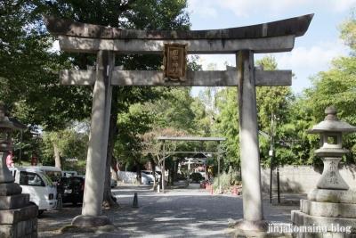 田中神社(左京区田中西樋ノ口町)3