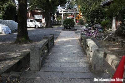 田中神社(左京区田中西樋ノ口町)6