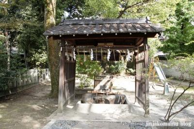 田中神社(左京区田中西樋ノ口町)7