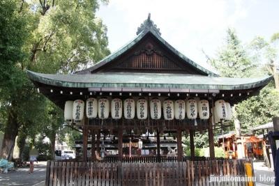 田中神社(左京区田中西樋ノ口町)10