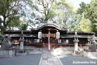 田中神社(左京区田中西樋ノ口町)11
