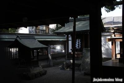 田中神社(左京区田中西樋ノ口町)19