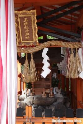田中神社(左京区田中西樋ノ口町)14