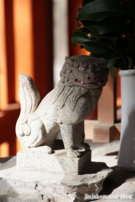田中神社(左京区田中西樋ノ口町)16