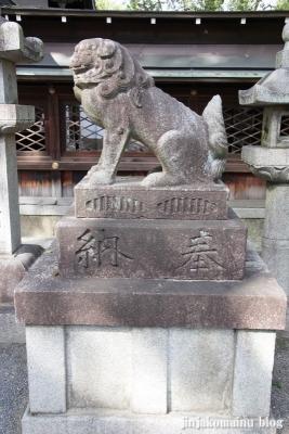 田中神社(左京区田中西樋ノ口町)21