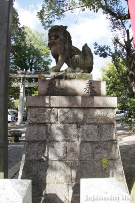 田中神社(左京区田中西樋ノ口町)33