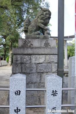 田中神社(左京区田中西樋ノ口町)38