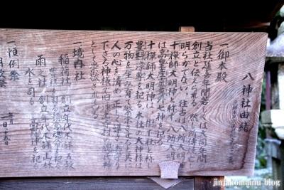 八神社(左京区銀閣寺町)4