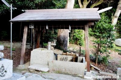 八神社(左京区銀閣寺町)5