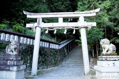 八神社(左京区銀閣寺町)6