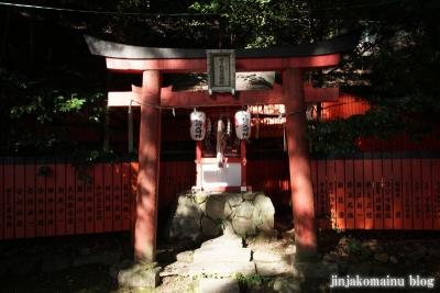 八神社(左京区銀閣寺町)7
