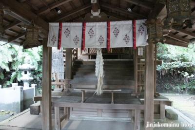 八神社(左京区銀閣寺町)12