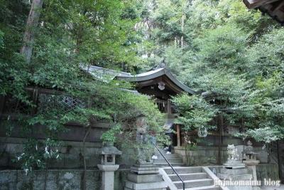 八神社(左京区銀閣寺町)13