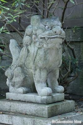 八神社(左京区銀閣寺町)11