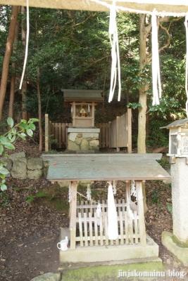 八神社(左京区銀閣寺町)15