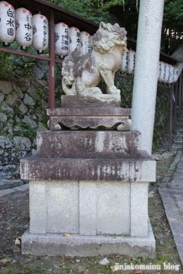 八神社(左京区銀閣寺町)20