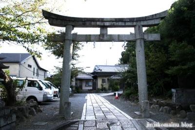 日吉神社(左京区浄土寺真如町)1