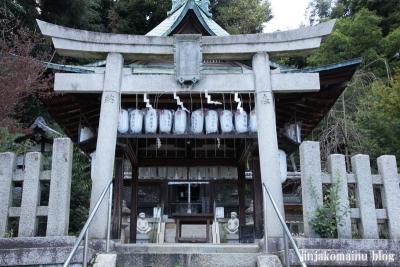 日吉神社(左京区浄土寺真如町)6