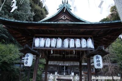 日吉神社(左京区浄土寺真如町)8