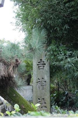 日吉神社(左京区浄土寺真如町)2