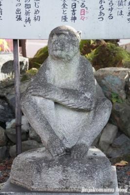 日吉神社(左京区浄土寺真如町)4