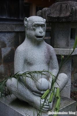 日吉神社(左京区浄土寺真如町)10