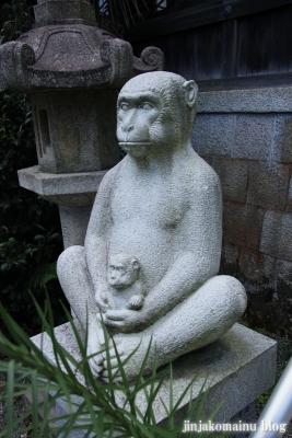 日吉神社(左京区浄土寺真如町)11