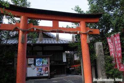 御辰稲荷神社(左京区聖護院円頓美町)1