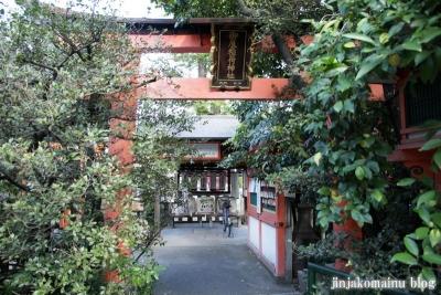 御辰稲荷神社(左京区聖護院円頓美町)3