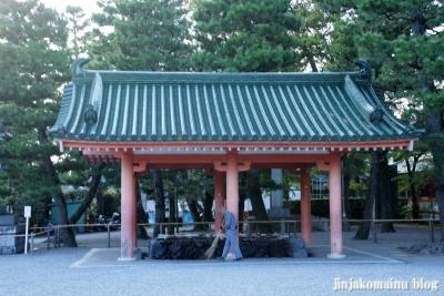 平安神宮(左京区岡崎西天王町)1