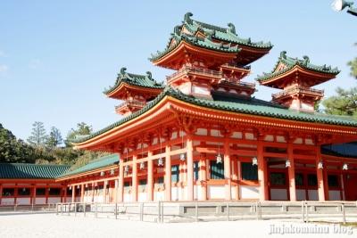 平安神宮(左京区岡崎西天王町)9