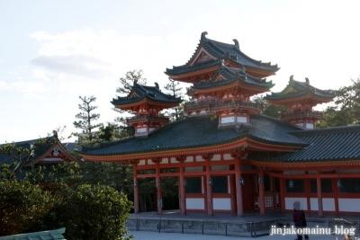 平安神宮(左京区岡崎西天王町)12