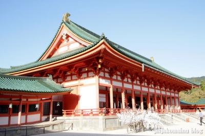 平安神宮(左京区岡崎西天王町)14