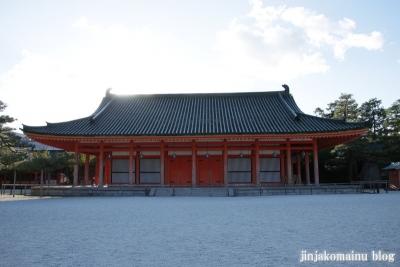 平安神宮(左京区岡崎西天王町)16