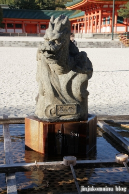 平安神宮(左京区岡崎西天王町)5