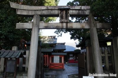 満足稲荷神社(左京区東門前町)1