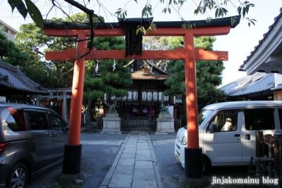満足稲荷神社(左京区東門前町)10