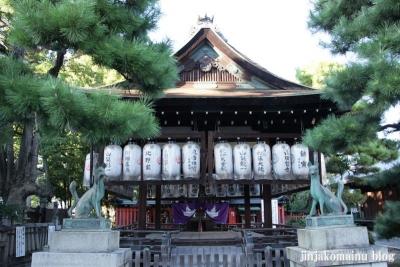 満足稲荷神社(左京区東門前町)16