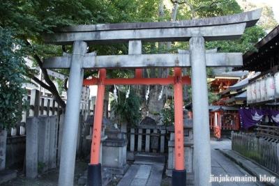 満足稲荷神社(左京区東門前町)19