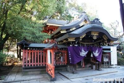 満足稲荷神社(左京区東門前町)22